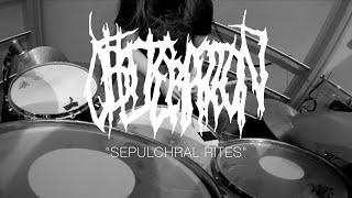 OBLITERATION - SEPULCHRAL RITES (live at NRK Lydverket 04.12.13)