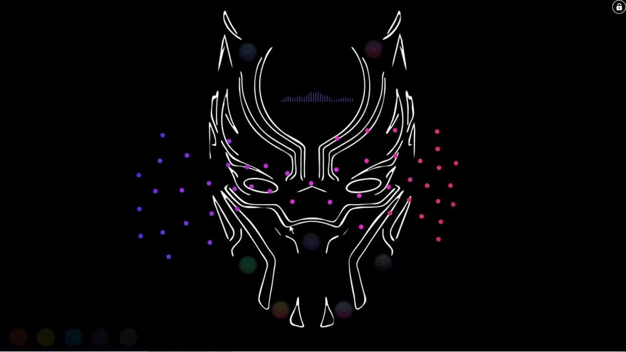 Epic Black Panther PC Wallpaper Setup