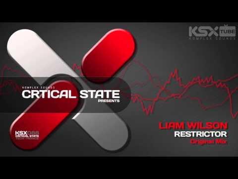 [KSX088] Liam Wilson - Restrictor (Original Mix)