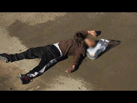 Deported Man Immediately Leaps To His Death