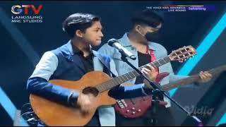 Ghatfan | Kamulah Satu satunya| Live Around | The Voice Kids Indonesia 2021