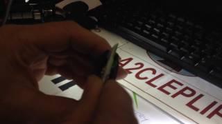 changer pile cle telecomande audi a1 a2 a3 a4 a5 tt s line a6 a8 q3 q5 q7 s3 s4 s5 battery change