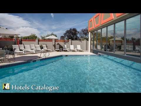 Albuquerque Marriott Pyramid North Hotel Overview - Albuquer