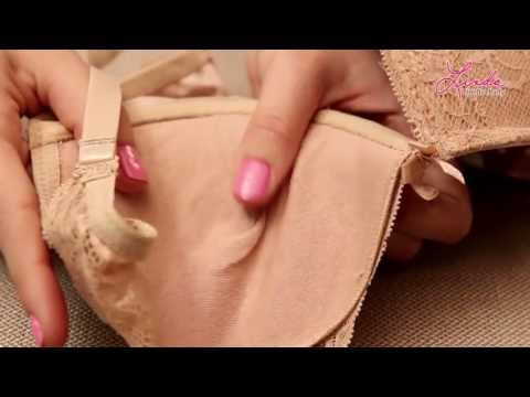 Bra Problem Solved: Desire for Bigger Breasts - Braducational Video with Linda the Bra Lady from YouTube · Duration:  3 minutes 23 seconds