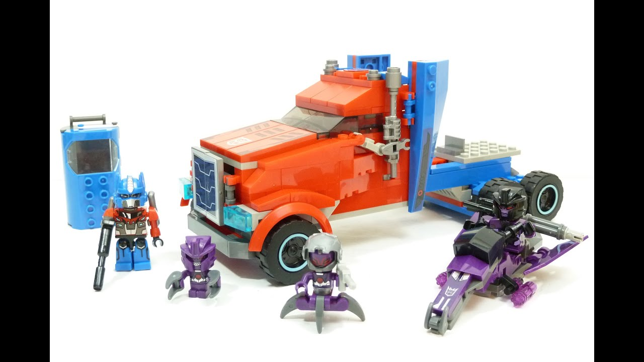 Transformers Kreo Micro-Changers Wave 4 Video Review