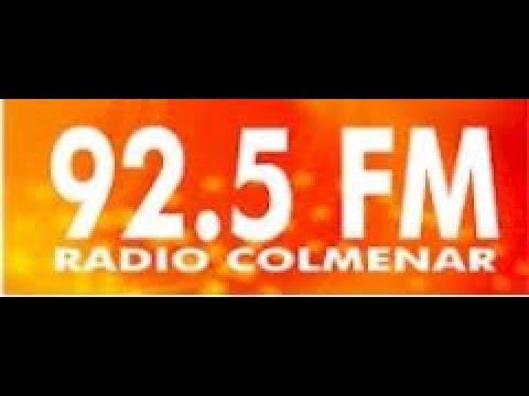 COLMENAR .  FM 92 5 -  LA COLMENA   (PARAGUAY)