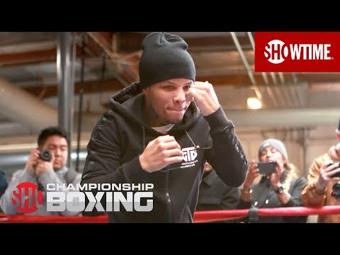 Gervonta Davis on Becoming the Future of Boxing | Davis vs. Ruiz | Feb. 9 on SHOWTIME