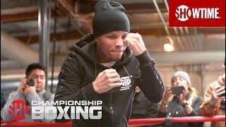 Gervonta Davis on Becoming the Future of Boxing | Davis vs. Ruiz | Feb. 9 on SHOWTIME