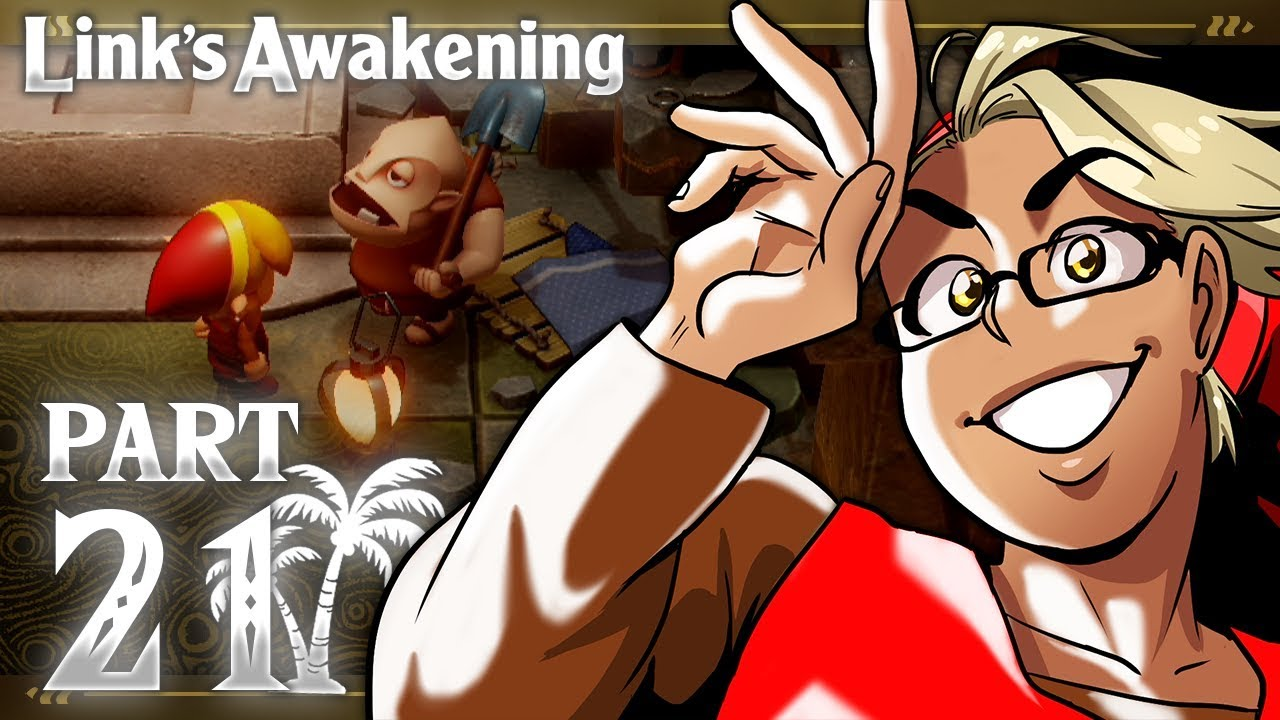 The Legend of Zelda: Link's Awakening (Nintendo Switch) Part 21 - Dampé's Shack thumbnail