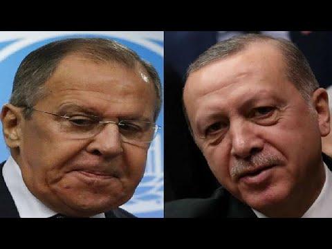 Turquia e Rússia acusam EUA de terrorismo e conspiração