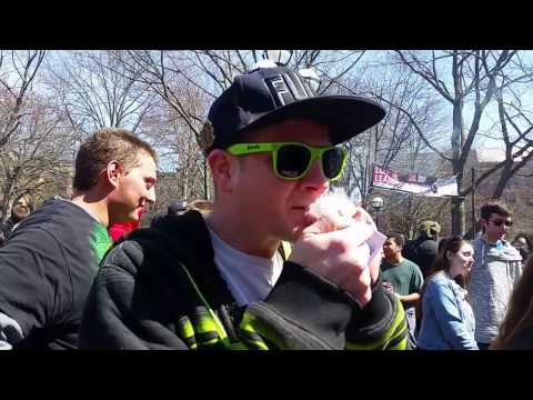 Hash Bash 2017(Speeches, Sights & Sounds) and Monroe Street Fair