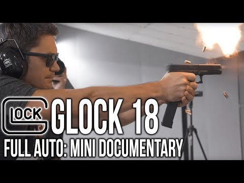TFB TV Glock 18 Machine Pistol Mini-Documentary