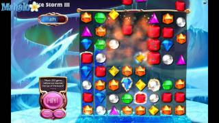 Bejeweled 3: Quest 38 - Ice Storm III
