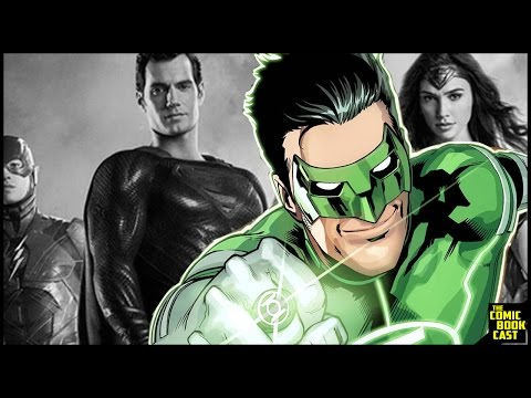 Green Lantern Confirmed for Justice League by The Wrap
