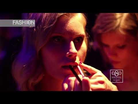 ZE GARCIA Backstage 080 Barcelona Fashion Fall Winter 2018 19 - Fashion Channel