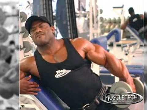 MuscleTech   Dexter Jackson   Bodybuilding Athlete Profile & FREE Wallpapers