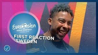 John Lundvik wins Melodifestivalen in Sweden! - Eurovision 2019