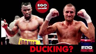 EGO Thoughts: Another One Bites the Dust! Kovalev-Stevenson Bout SMH