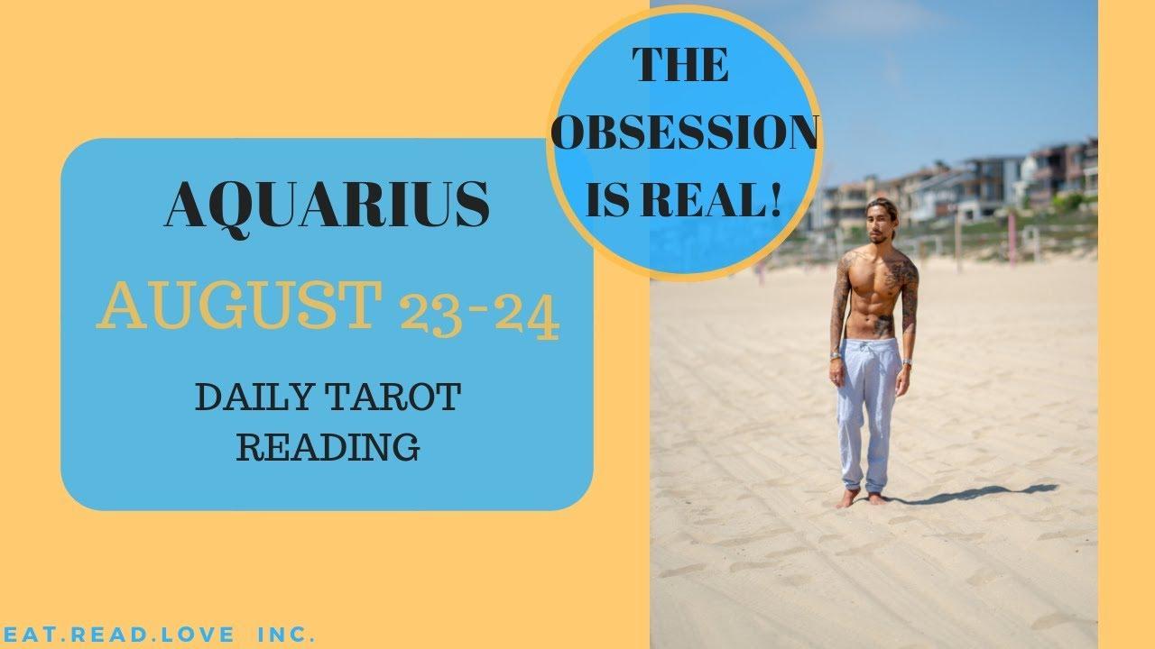 daily tarot card reading for aquarius