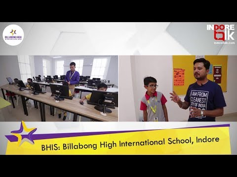 Visit to Billabong High International School Indore | Campus Talk