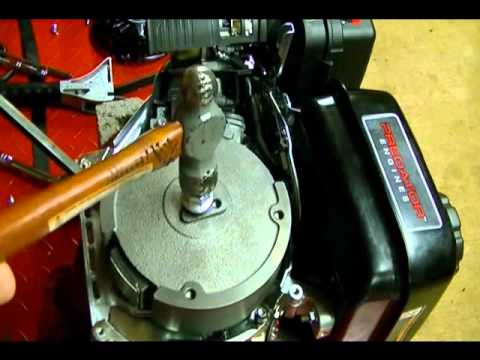 small engine repair   remove  flywheel   puller   harbor freight predator
