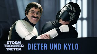 Alman Stormtrooper trifft seinen Vorgesetzten | Stormtrooper Dieter