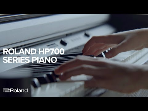 Introducing the Roland HP700 Series Piano