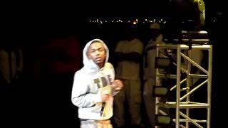 Kendrick Lamar - A.D.H.D LIVE!!