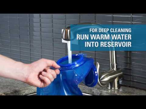 CamelBalk Crux Cleaning Video for Reservoirs with QuickLink