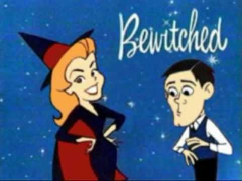 Bewitched - Vocal version of TV Theme by Steve Lawrence