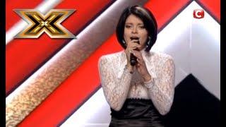 Lara Fabian - Je suis malade (cover version) - The X Factor - TOP 100