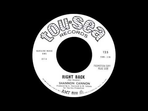 Shannon Cannon - Right Back