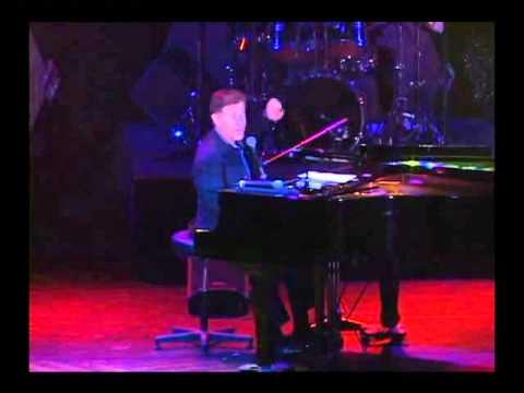 ROGER CARR Live on Stage!