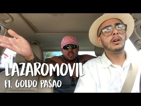 EL GOLDO PASAO ROBA A LAZARO