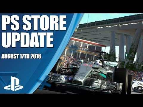 PlayStation Store Highlights - 17th August 2016