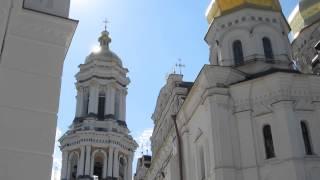 Киево- Печерская лавра. Колокольный звон. 13.06.2012