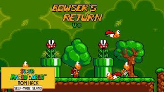 Bowser's Return | Hack of Super Mario World (2011)