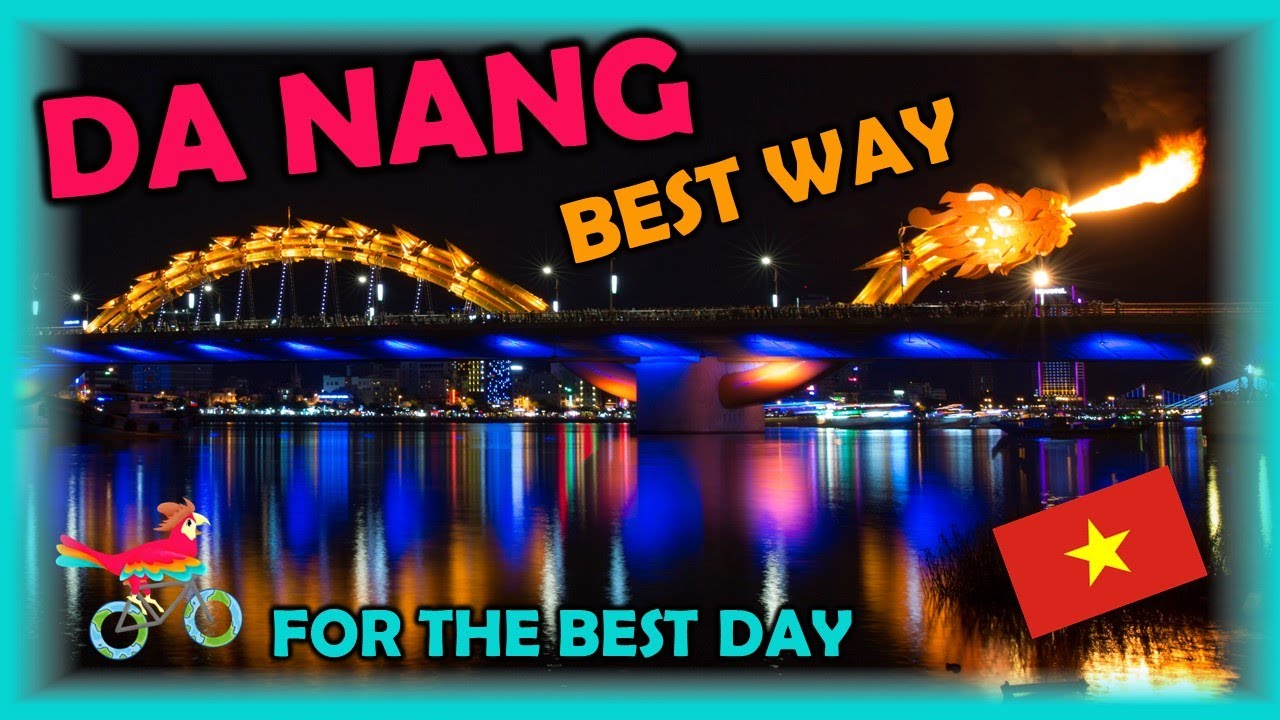 DA NANG Vietnam Travel Guide. Free Self-Guided Tours (Highlights, Attractions, Events)