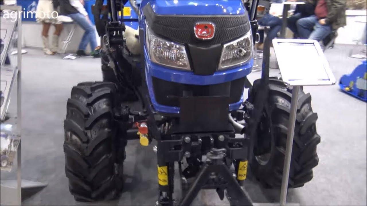 ISEKI TLE 4490 - Tractor 2018