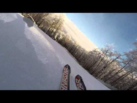 Ski bromont dans la Montreal