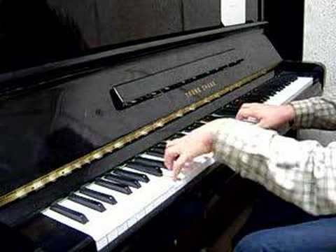 Theme from Moonlighting and more on solo piano
