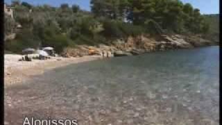 Alonissos Island Greece (Aegean Sea)
