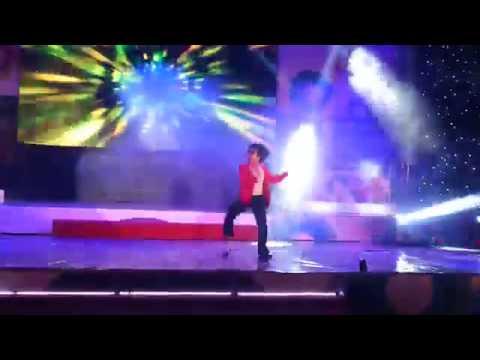 Thần đồng âm nhạc nhí Nguyễn Hoàng Anh nhảy Dangerous, Gentleman, Gangnam Style