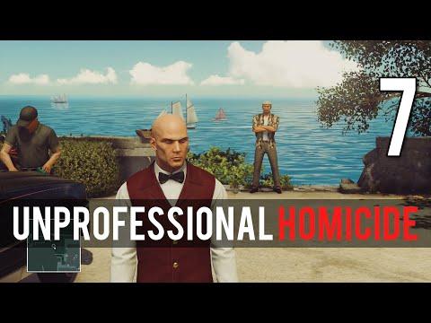 [7] Unprofessional Homicide  (Let