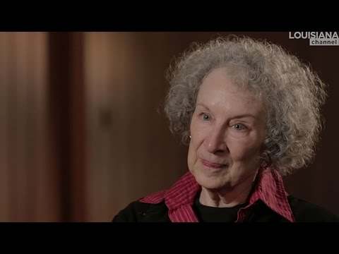 Margaret Atwood Interview: On Facing the Blank Page