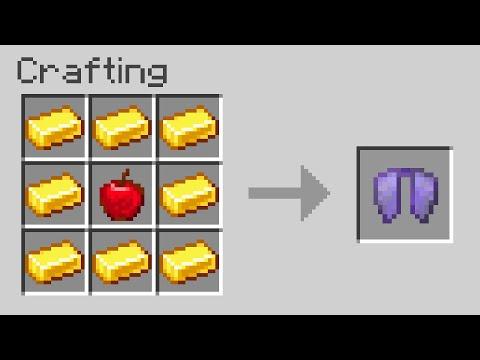 Minecraft, But Crafts Are Random…