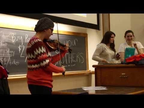 Amazing Viola Solo
