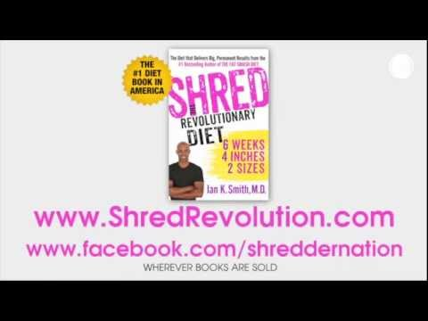 SHRED by Dr. Ian Smith