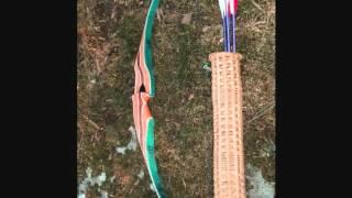 building the fox river longbows 58 inch longcurve wmv