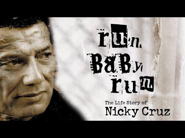 Run Baby Run: The Nicky Cruz Story   Full Movie   Nicky Cruz   Phil Cooke